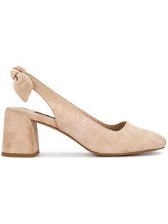 туфли с ремешком на пятке Senso