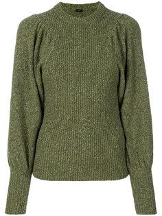 свитер с широкими рукавами Joseph