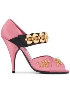 туфли-лодочки Mary-Jane Prada