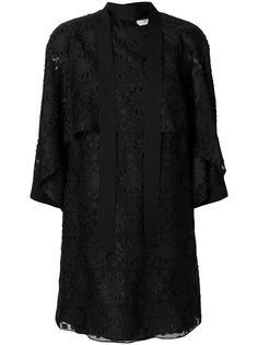 платье с ромашками Fendi