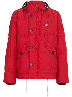 дутая куртка с капюшоном Givenchy