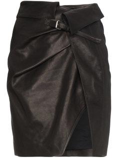 мини-юбка с запахом Isabel Marant