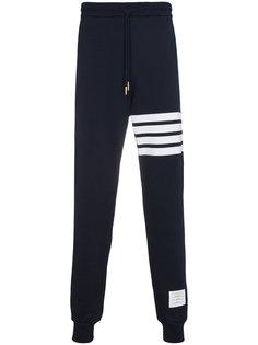 спортивные брюки с полосами Thom Browne