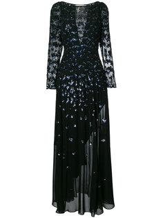 платье в пол Celestial Temperley London