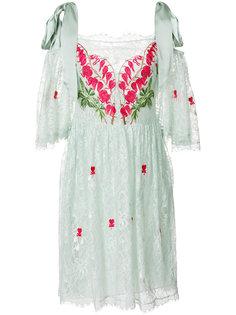 платье-мини Potion Temperley London