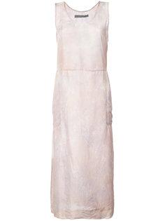платье-топ с принтом Raquel Allegra