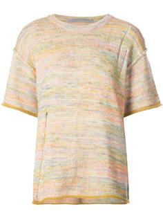 футболка в полоску Raquel Allegra