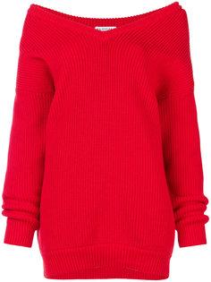 свитер в стиле оверсайз Balenciaga