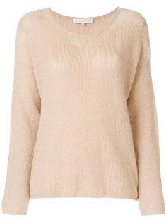 свитер мешковатого кроя в рубчик  Vanessa Bruno