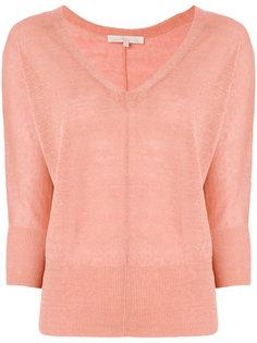 укороченный свитер с V-образным вырезом Vanessa Bruno