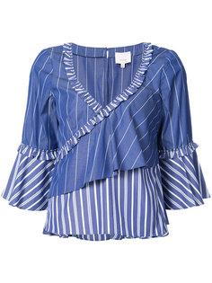 блузка в полоску Cinq A Sept