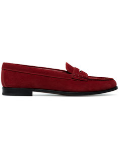 Suede Kara flat loafers Churchs