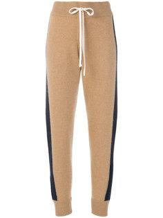спортивные брюки с полосками  Juicy Couture