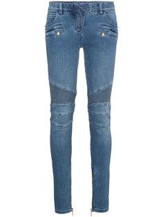 джинсы скинни  Balmain