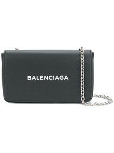 кошелек Everyday на цепочке  Balenciaga