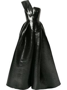 платье в пол Blaine Alex Perry
