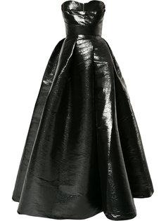 платье в пол Thea Alex Perry