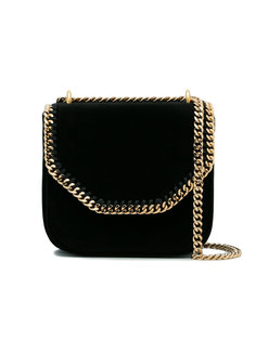Velvet Falabella cross body bag Stella McCartney