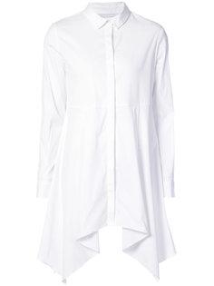 длинная расклешенная рубашка Fabiana Filippi