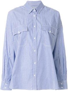 рубашка в полоску Tamara Zadig & Voltaire