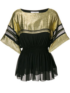 блузка с пайетками Chloé