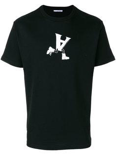 футболка с принтом логотипа Alyx