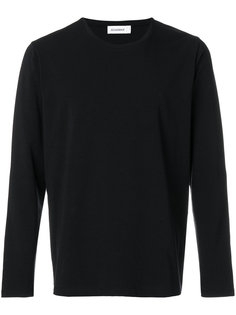 футболка с длинными рукавами Jil Sander