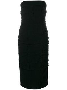 платье с панельным дизайном Tom Ford
