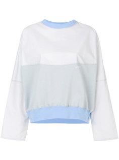 oversized colour-block sweatshirt Walk Of Shame