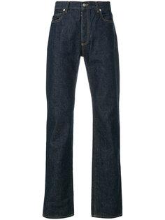 классические прямые джинсы Maison Margiela