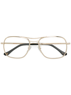 Heldish glasses Moscot