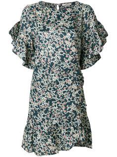 платье Delicia с оборками Isabel Marant Étoile