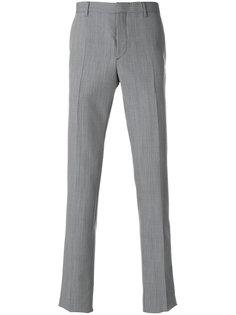 укороеченные классические брюки Prada