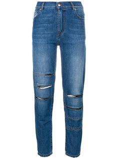джинсы узкого кроя с высокой талией Each X Other