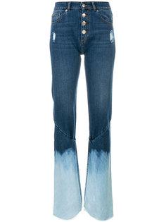 джинсы с линялым эффектом на пуговицах  Each X Other