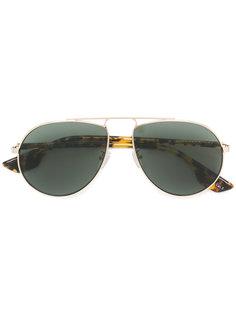 """солнцезащитные очки-""""авиаторы"""" McQ Alexander McQueen"""