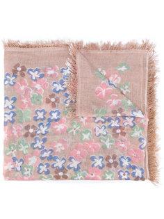шарф с цветочным принтом Hemisphere