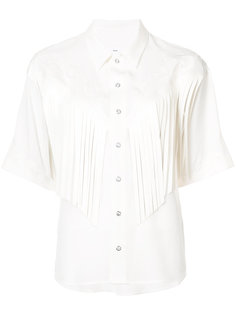 рубашка с бахромой Toga