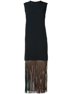 платье с бахромой Toga