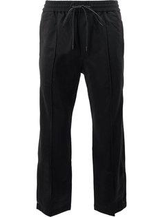 спортивные брюки с эластичным поясом Juun.J