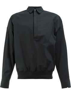 рубашка с отделкой в рубчик Juun.J
