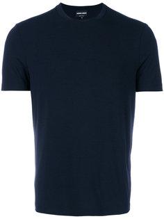 классическая футболка  Giorgio Armani