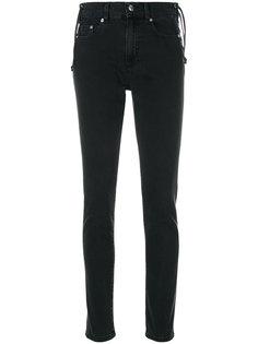 джинсы со шнуровкой Harvey McQ Alexander McQueen