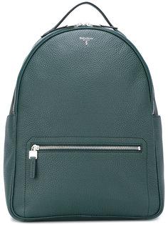 рюкзак с бляшкой с логотипом Serapian