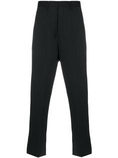 брюки с принтом логотипа Paura