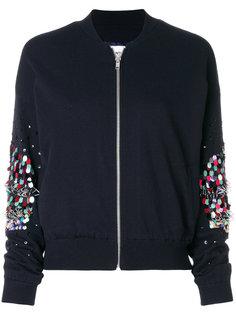 куртка на молнии с пайетками Essentiel Antwerp