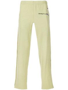 спортивные брюки Champion Off-White