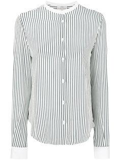 блузка в полоску с круглым вырезом  Forte Forte