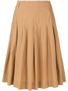 пышная юбка миди  Forte Forte