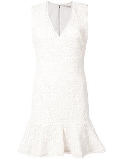 кружевное платье мини Alice+Olivia